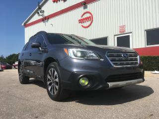 Used 2016 Subaru Outback 3.6R w/Limited & Tech Pkg for sale in Tillsonburg, ON