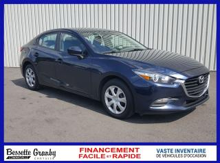 Used 2017 Mazda MAZDA3 GS-8 Pneus-Caméra recul for sale in Cowansville, QC