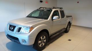 Used 2010 Nissan Frontier for sale in St-Raymond, QC