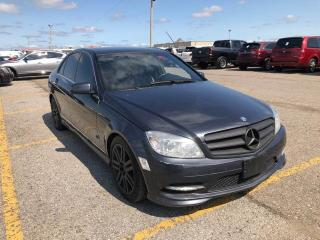 Used 2011 Mercedes-Benz C-Class C 250 for sale in Toronto, ON