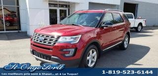 Used 2016 Ford Explorer 4WD XLT for sale in Shawinigan, QC