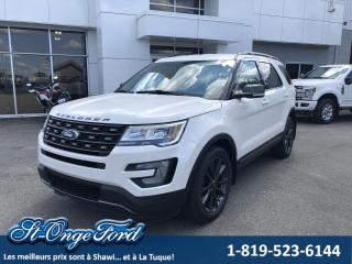 Used 2017 Ford Explorer 4WD  XLT for sale in Shawinigan, QC