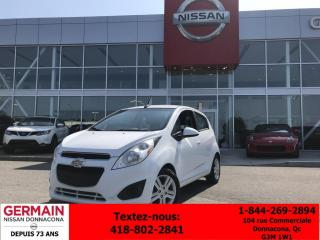 Used 2014 Chevrolet Spark LT - CAMÉRA DE RECULE - MAG - BLUETOOTH for sale in Donnacona, QC