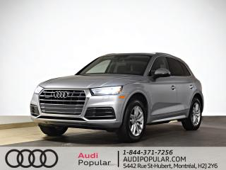 Used 2018 Audi Q5 2.0 TFSI Komfort CONVENIENCE PACKAGE for sale in Montréal, QC