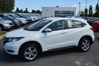 Used 2016 Honda HR-V LX ** Bas kilo ** for sale in Longueuil, QC