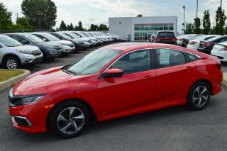Used 2019 Honda Civic LX ** Comme neuve ** for sale in Longueuil, QC