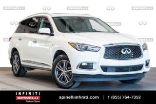 Used 2019 Infiniti QX60 PURE/ PREMIUM/ NAVIGATION/ 360 CAMERA COMME NEUF! for sale in Montréal, QC