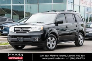 Used 2015 Honda Pilot EX-L CUIR TOIT DVD CUIR TOIT MAGS 8 PASSAGERS for sale in Lachine, QC