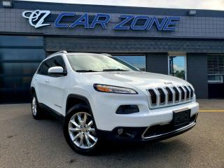 Used 2016 Jeep Cherokee Limited for sale in Calgary, AB