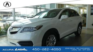 Used 2017 Acura RDX TECH AWD for sale in Laval, QC