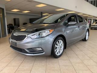 Used 2014 Kia Forte LX+ Bluetooth A/C Mags for sale in Pointe-Aux-Trembles, QC