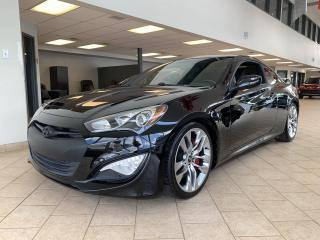 Used 2015 Hyundai Genesis Coupe R-Spec 3.8L V6 for sale in Pointe-Aux-Trembles, QC