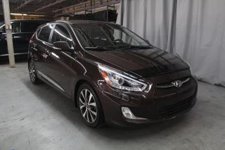 Used 2015 Hyundai Accent GLS (TOIT,MAGS,A/C) for sale in St-Constant, QC