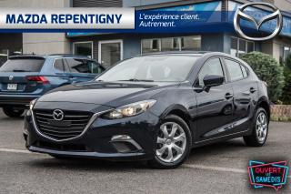 Used 2015 Mazda MAZDA3 2015 Mazda Mazda3 - 4dr HB Sport Auto GX for sale in Repentigny, QC