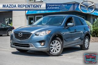 Used 2014 Mazda CX-5 2014 Mazda CX-5 - AWD 4dr Auto GS Toit Camera for sale in Repentigny, QC
