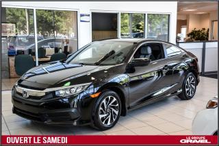 Used 2016 Honda Civic LX - Air clim - Caméra - Écran tactile for sale in Ile-des-Soeurs, QC