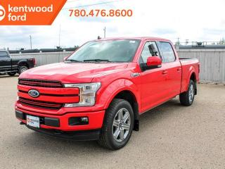 New 2019 Ford F-150 LARIAT 502A 4X4 SuperCrew 3.5L V6 Ecoboost, Auto Start/Stop, Pre-Collision Assist, Remote Keyless Entry/Keypad, Remote Vehicle Start, Reverse Camera System for sale in Edmonton, AB