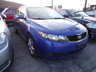 Used 2010 Kia Forte EX for sale in Sarnia, ON