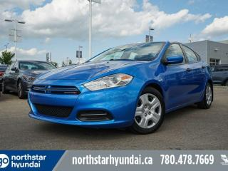 Used 2015 Dodge Dart SE AUTO/LOWKMS/BLUETOOTH/POWERGROUP for sale in Edmonton, AB