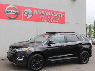 Used 2015 Ford Edge SEL/AWD/ONE OWNER/PANO ROOF/LEATHER for sale in Edmonton, AB
