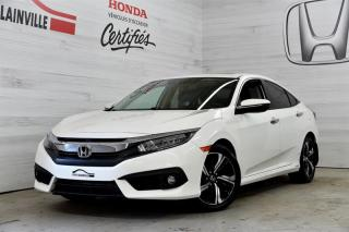 Used 2016 Honda Civic Touring for sale in Blainville, QC