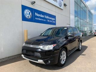 Used 2014 Mitsubishi Outlander SE 4WD for sale in Edmonton, AB