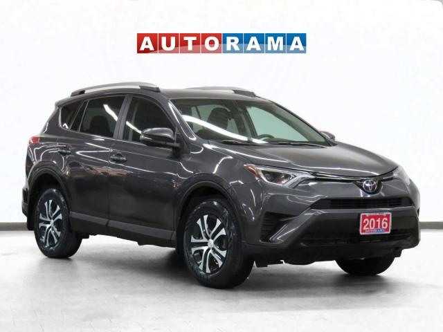 2016 Toyota RAV4 LE 4WD BACKUP CAM