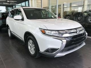 Used 2017 Mitsubishi Outlander ES 4WD AWC, ACCIDENT FREE, BACK-UP CAMERA, HEATED SEATS, BLUETOOTH for sale in Edmonton, AB