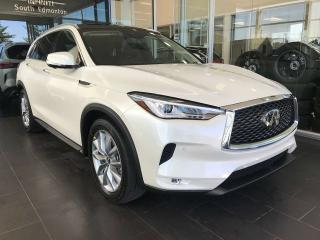 Used 2019 Infiniti QX50 Essential 4dr AWD Sport Utility for sale in Edmonton, AB
