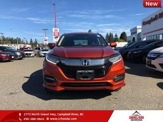 New 2019 Honda HR-V Touring AWD CVT - Leather Seats for sale in Campbell River, BC