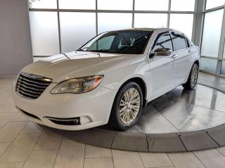 Used 2011 Chrysler 200 Limi for sale in Edmonton, AB