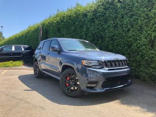 New 2019 Jeep Grand Cherokee SRT 4dr 4WD Sport Utility for sale in Surrey, BC