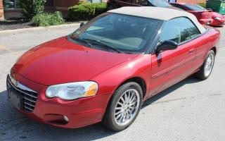 Used 2006 Chrysler Sebring Touring for sale in Concord, ON