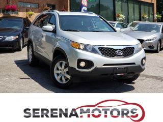 Used 2011 Kia Sorento LX | AUTO | ONE OWNER | NO ACCIDENTS for sale in Mississauga, ON