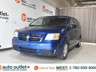 Used 2010 Dodge Grand Caravan Se, 3.3L V6, Fwd, Cloth seats, Third row 7 passenger seating for sale in Edmonton, AB