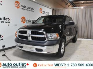Used 2015 RAM 1500 St, 5.7l V8, 4x4, Crew cab, Cloth seats, Tow/haul package, Short box for sale in Edmonton, AB