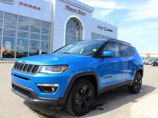New 2019 Jeep Compass Altitude for sale in Peace River, AB