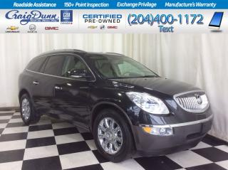 Used 2011 Buick Enclave CXL1 for sale in Portage la Prairie, MB