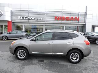 Used 2013 Nissan Rogue Traction intégrale, 4 portes S for sale in St-Georges, QC