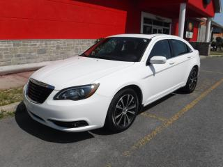 Used 2013 Chrysler 200 S for sale in Cornwall, ON