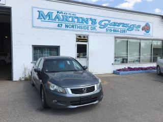 Used 2009 Honda Accord EX-L for sale in St. Jacobs, ON