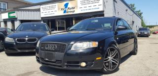 Used 2008 Audi A4 2.0T SE for sale in Etobicoke, ON