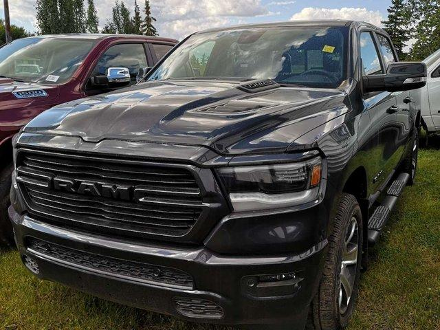Used 2019 Ram 1500 Sport 4x4 Crew Cab For Sale In Edmonton