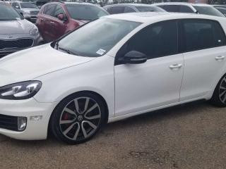 Used 2012 Volkswagen Golf GTI GTI; NAV, LEATHER, BLUETOOTH, SUNROOF AND MORE for sale in Edmonton, AB