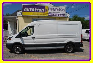 Used 2015 Ford Transit 150 LONG, MID ROOF, Loaded, Back-up Camera for sale in Woodbridge, ON