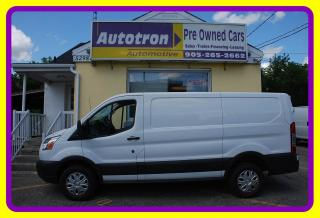 Used 2015 Ford Transit 250 3/4 Ton Cargo Van, Loaded, Cruise for sale in Woodbridge, ON