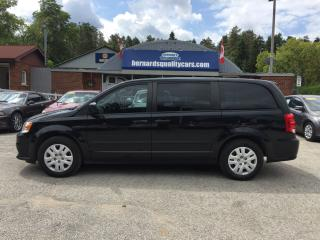 Used 2015 Dodge Grand Caravan CANADA VALUE PACKAGE for sale in Flesherton, ON