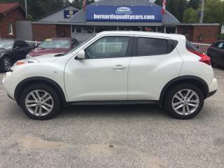 Used 2013 Nissan Juke SV for sale in Flesherton, ON