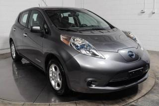 Used 2015 Nissan Leaf SV CHADEMO MAGS NAVI for sale in St-Hubert, QC