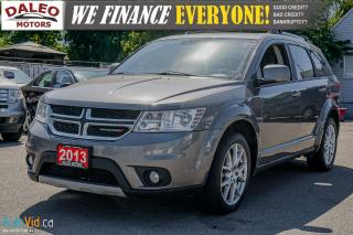 Used 2013 Dodge Journey Crew for sale in Hamilton, ON